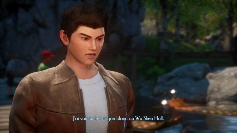 shenmue 3 soluce solution guide fr III ps4 pc epic game niaowu