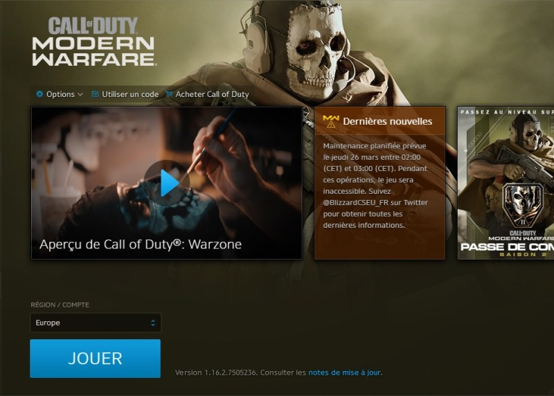 call of duty warzone pc ps4 xbox one tuto installer jouer comment