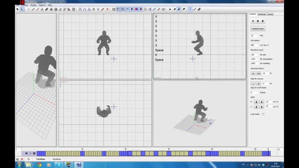 Cascadeur inhouse animation tool for fluid parkour game vector cascadeur inhouse animation tool for fluid parkour game vector game anim malvernweather Images