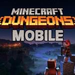 Minecraft Dungeons Mobile APK Download