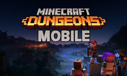 Minecraft Dungeons Mobile APK Download
