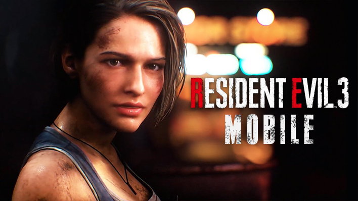 Resident Evil 3 Mobile APK For Android and iOS ( Remake )