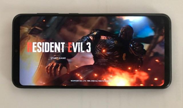 Resident Evil 3 Remake Apk Mobile Download