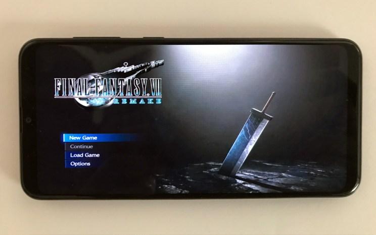 Final Fantasy VII Remake APK Download