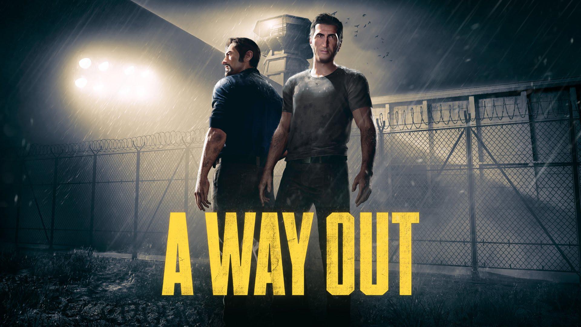 A Way Out Le Jeu Seul Jeu 100 Scnaris Prsent Par EA
