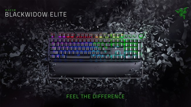 Image result for razer blackwidow elite