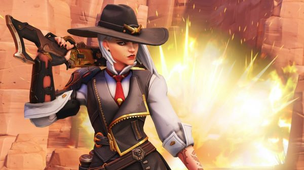 Hero Spotlight Aiming Down Sights With Overwatchs Ashe