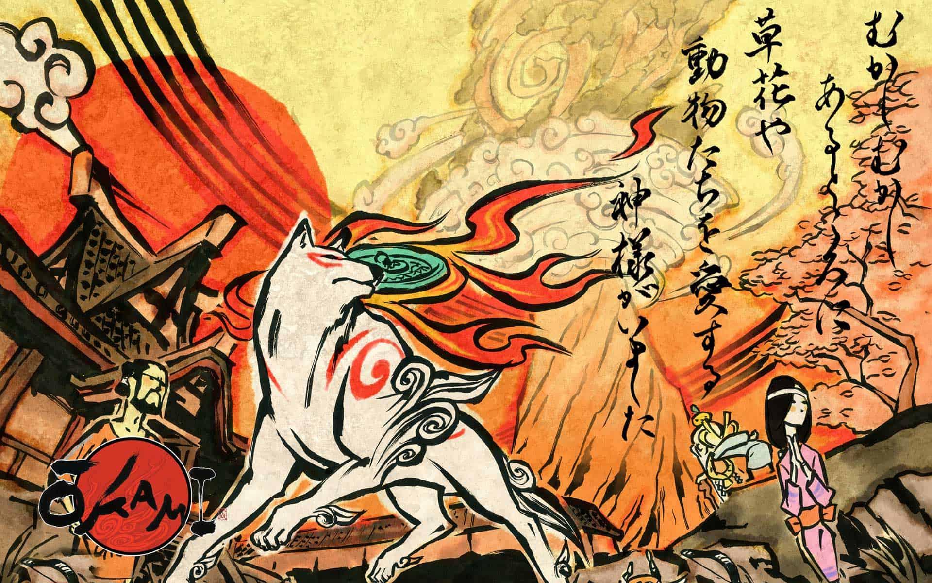 Okami HD: data d'uscita, prezzo e trailer per le versioni PS4, Xbox One e PC
