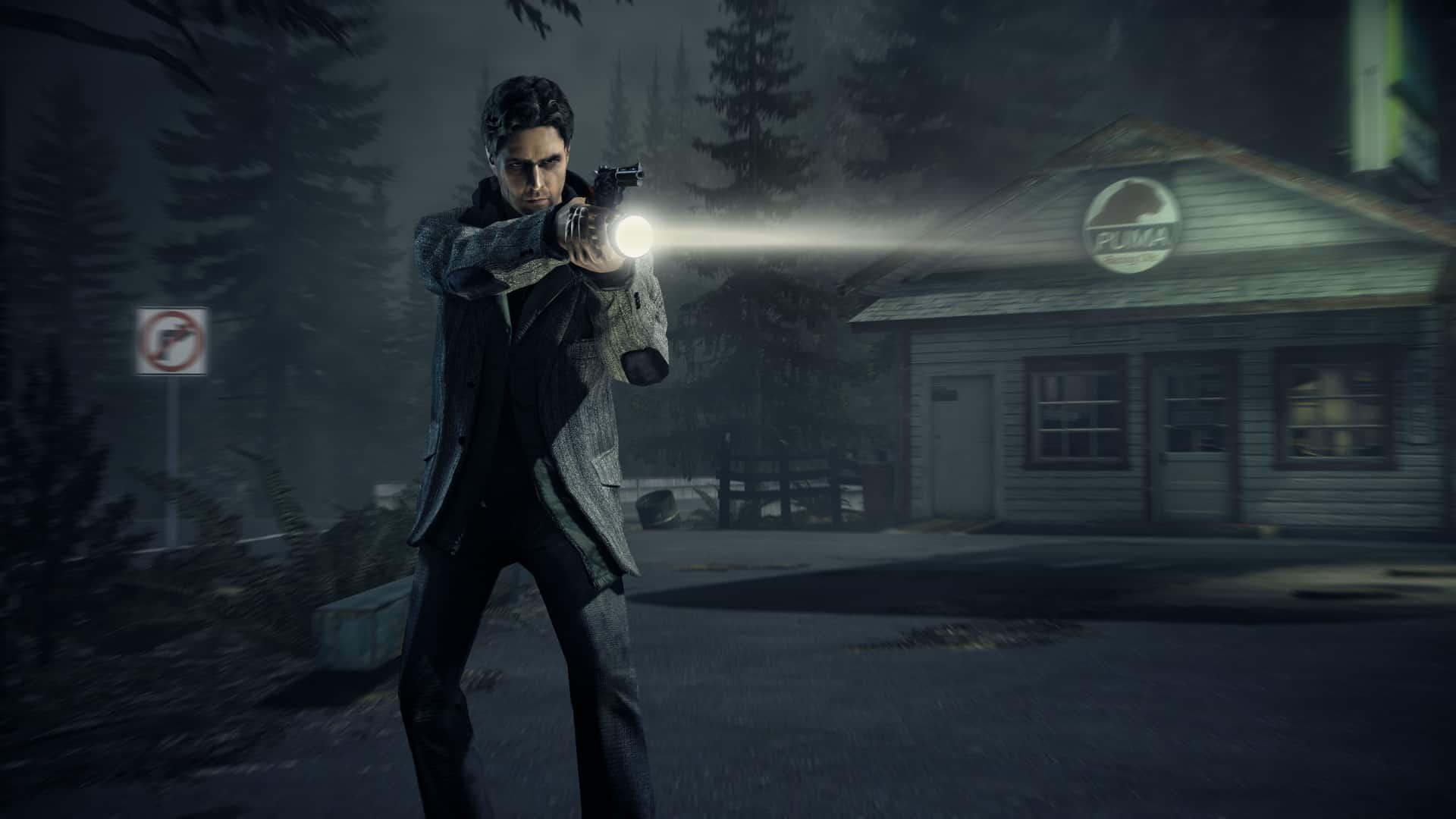 Alan Wake in offerta su Steam a 2,79 euro