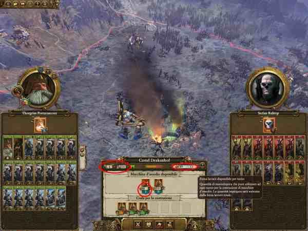 TWW Equipaggiamenti assedio
