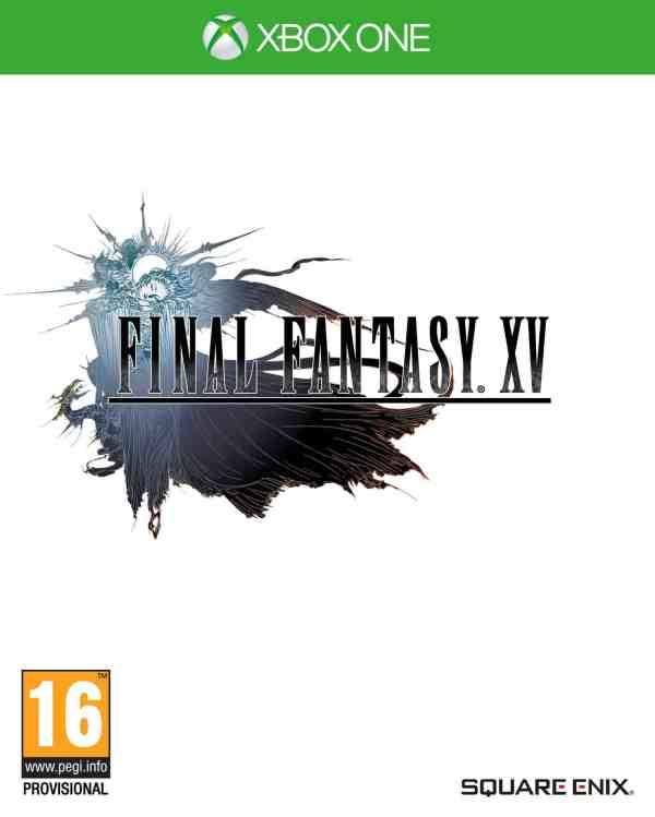 Final Fantasy XV cover 2