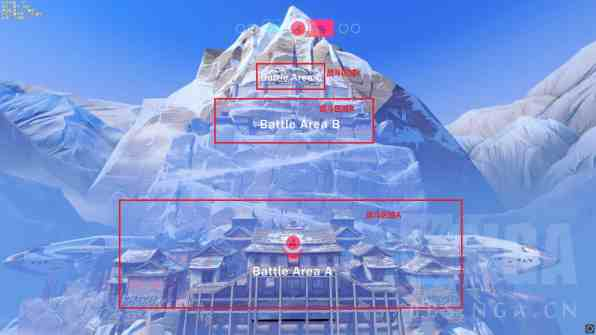 Nepal posizione healthpack Overwatch 3