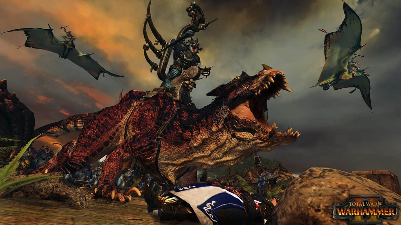 Total War: Warhammer II, arriva il primo trailer in-engine