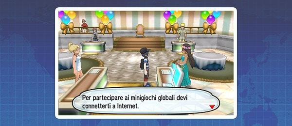 minigioco globale Pokémon Sole e Luna