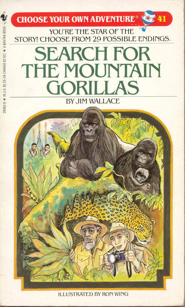 Search for Mountain Gorillas