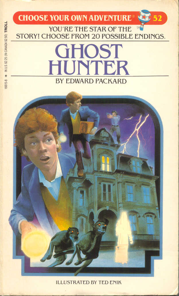 Ghost Hunter!