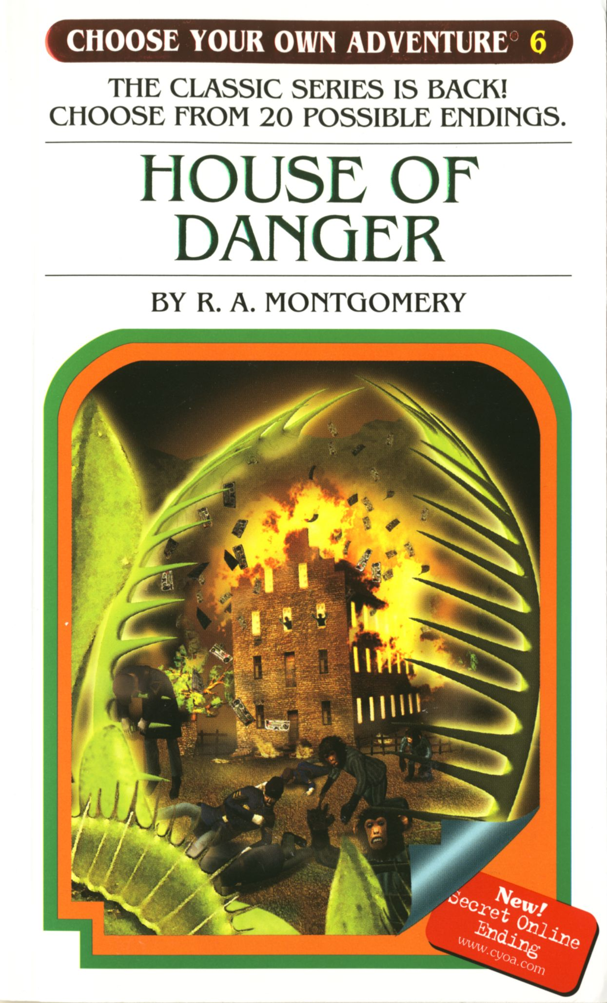 House of Danger 2