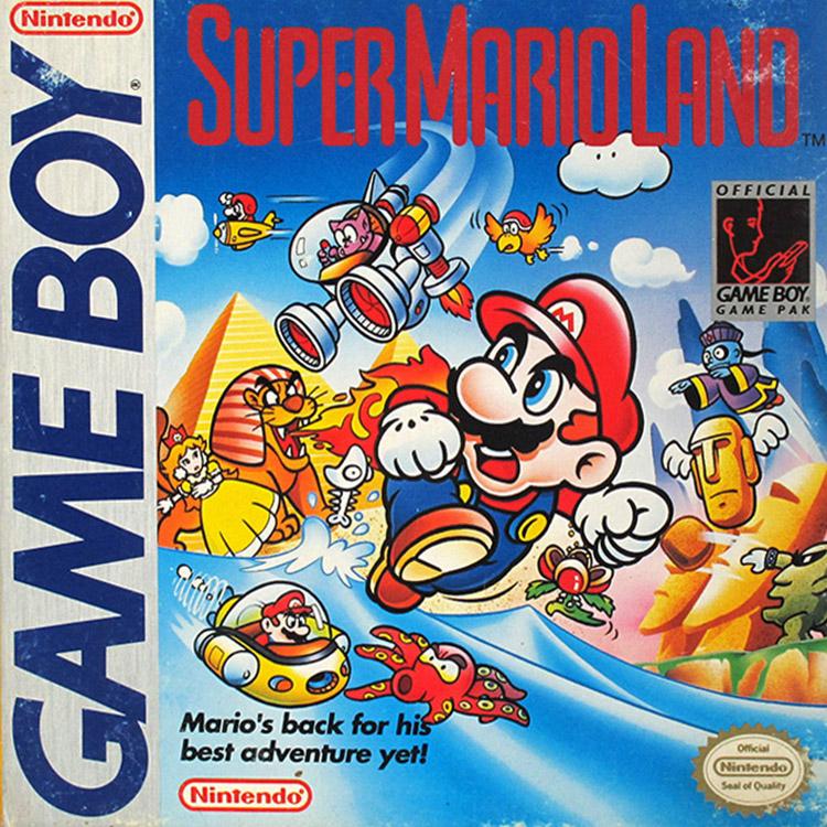 Super Mario Land 2 - 6 Golden Coins - GB Game Online ...