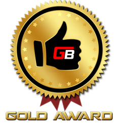 Gamebrain.be Gold Award