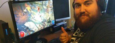 Ex-alcoholicus hoopt op mentale ondersteuning bij Twitch community
