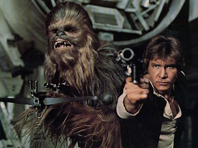 Everybody wants a Wookie.