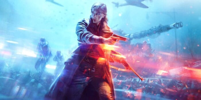 Image from battlefield 5