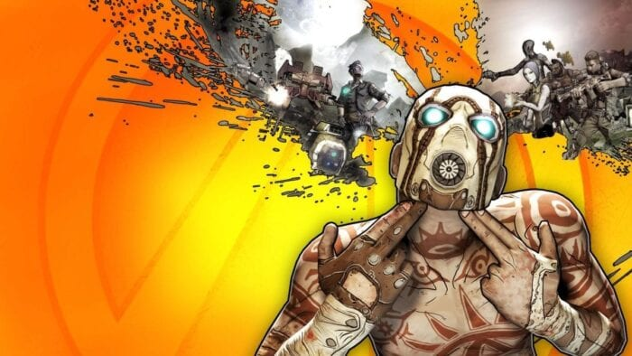 art for borderlands 2