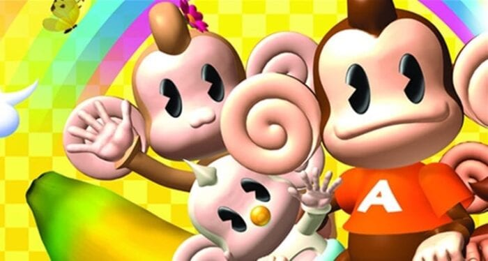 Characters of Super Monkey Ball