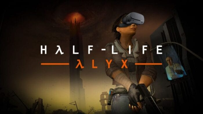 half life alyx art