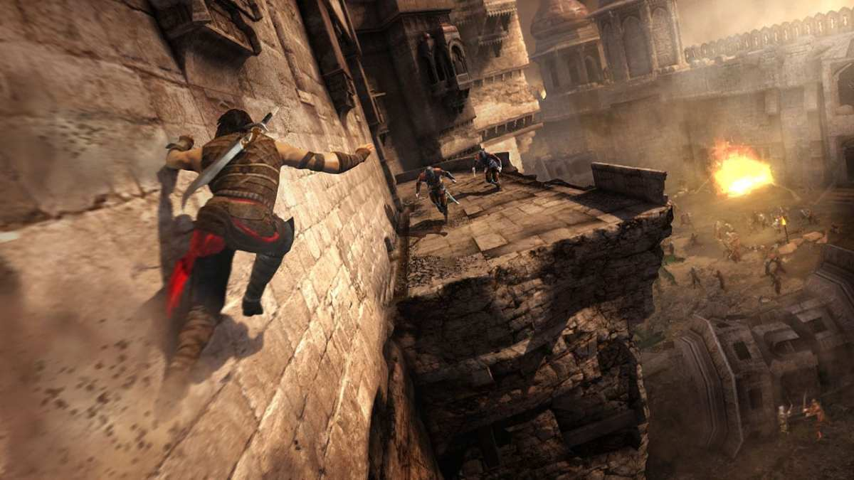 Prince Of Persia: Sands Of Time Remake is in the works now