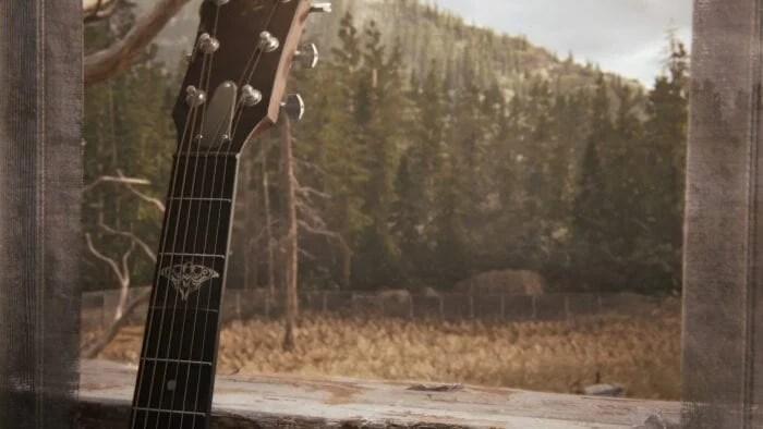 Guitar in TLOU2