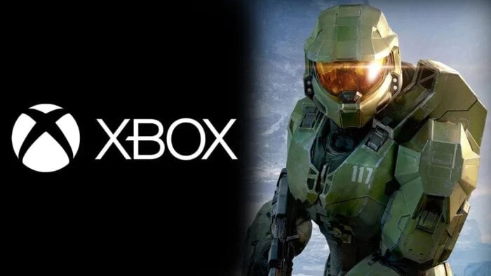 Halo and xbox logo