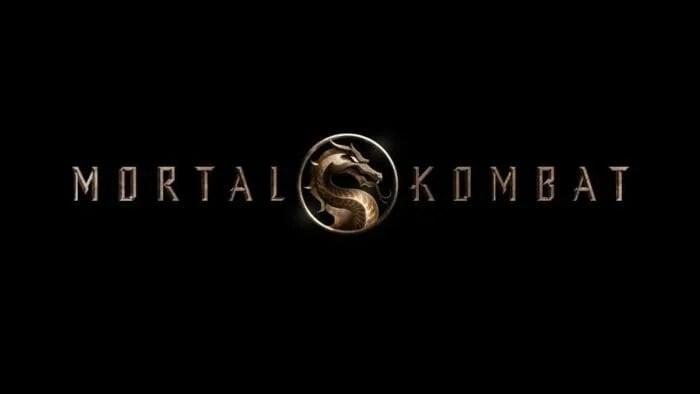 Mortal kombat movie logo