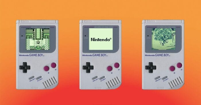 three gameboys