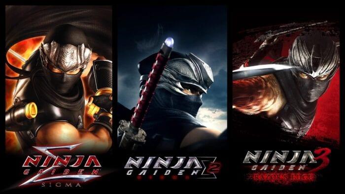ninja gaiden master