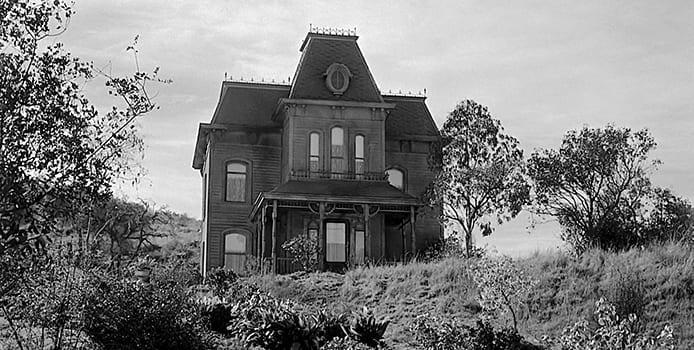 Bates Motel from Psycho