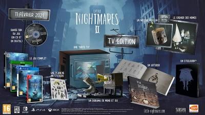 little nightmares ii tv edition ps4