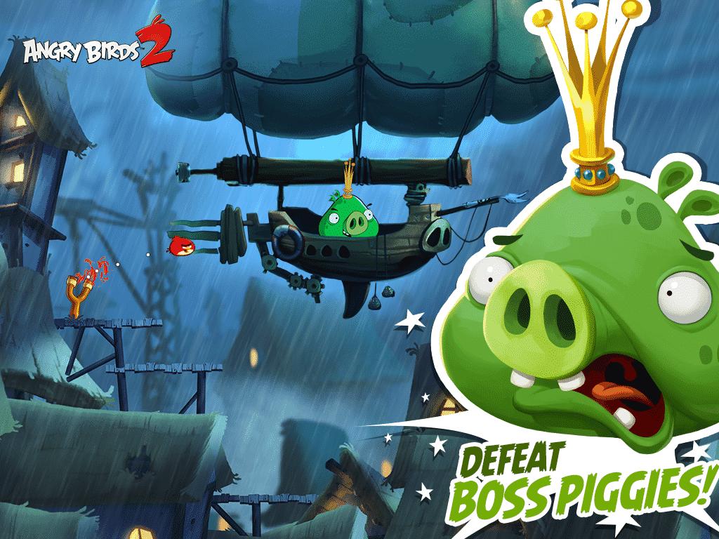 Angry Birds 2 boss