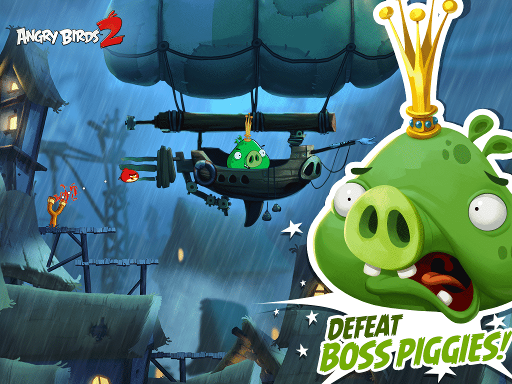 Angry Birds 2 boss