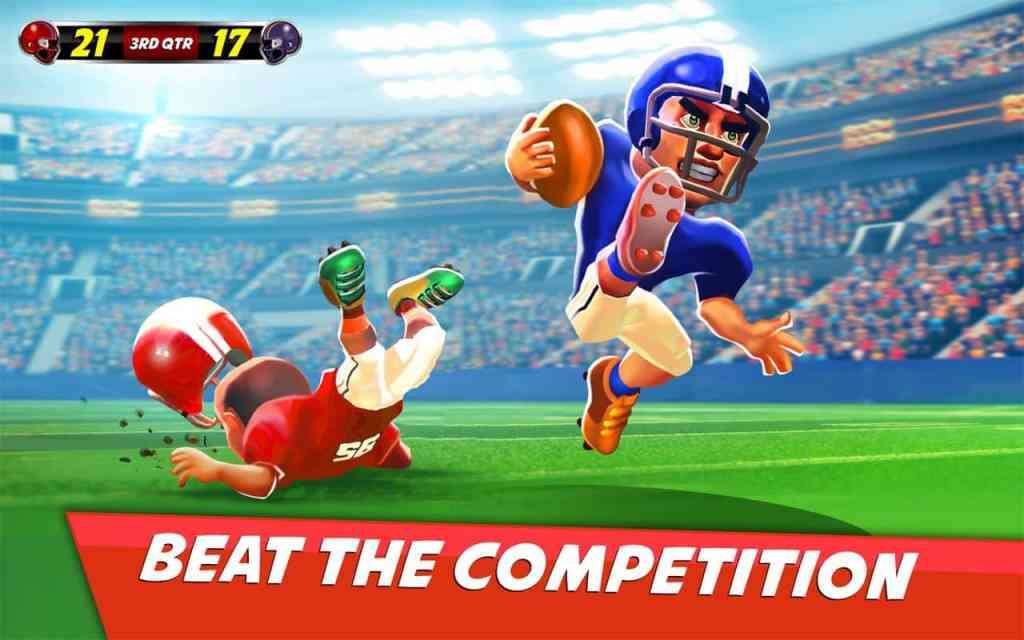Boom Boom Football beat