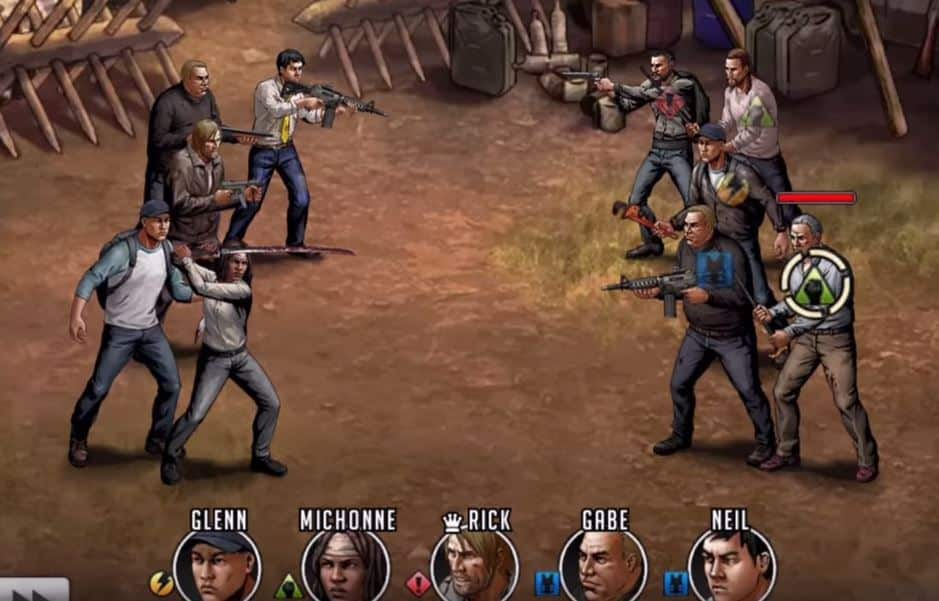 Walking Dead Road to Survival Traits