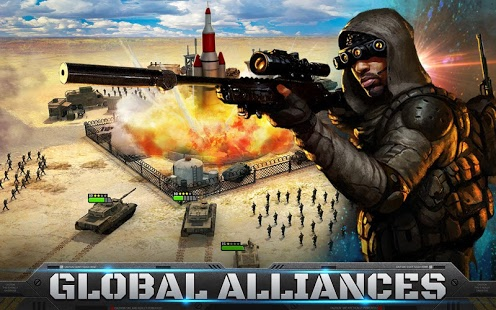 Mobile Strike alliances