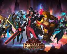 Dynasty of Dungeons cheats tips