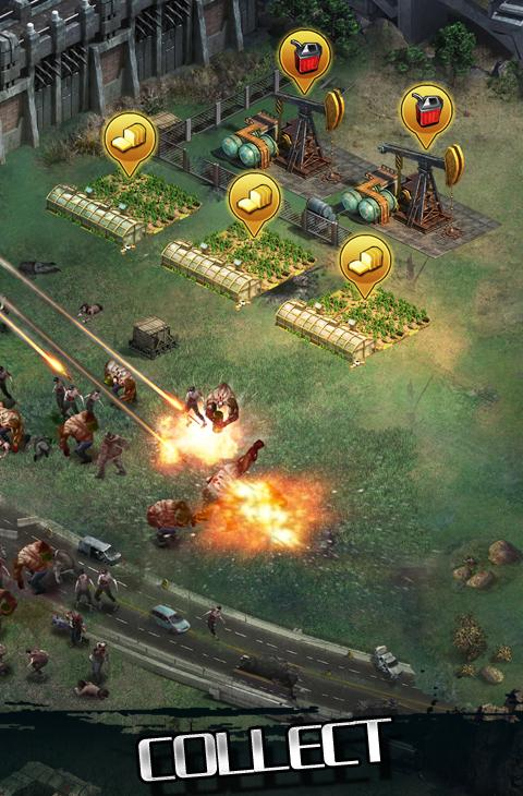 Last Empire-War Z collect resources
