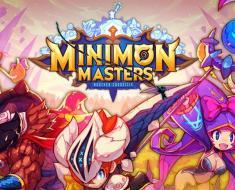 Minimon Masters cheats tips