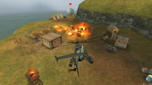 download GUNSHIP BATTLE  Helicopter 3D free