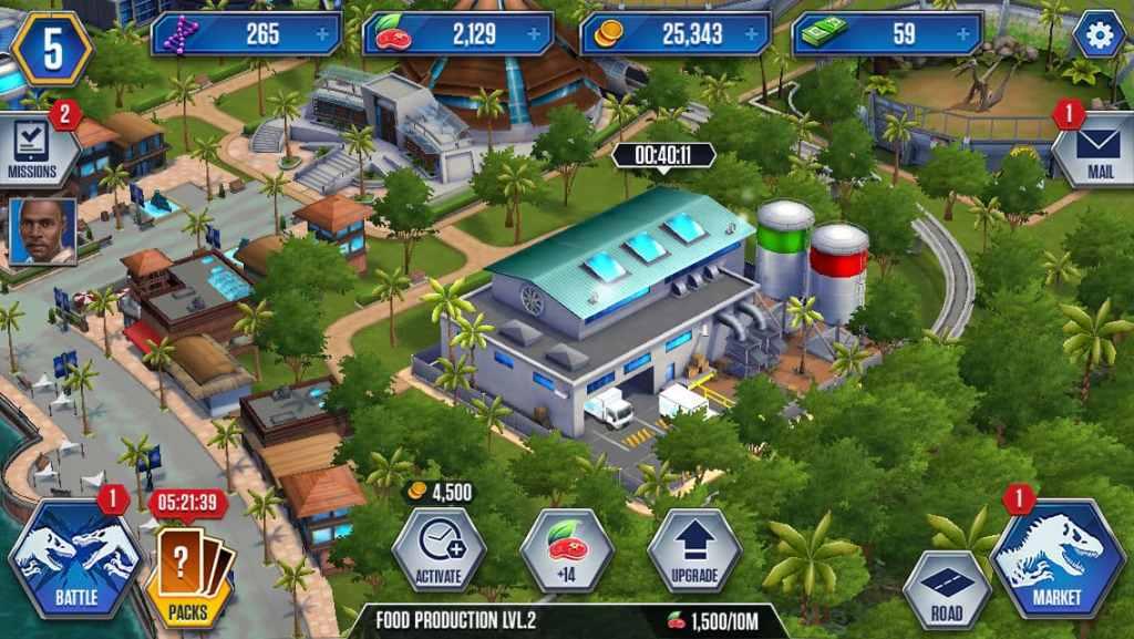 download Jurassic World The Game pc windows