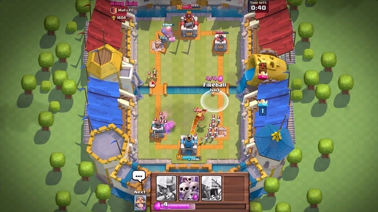 download Clash Royale free apk