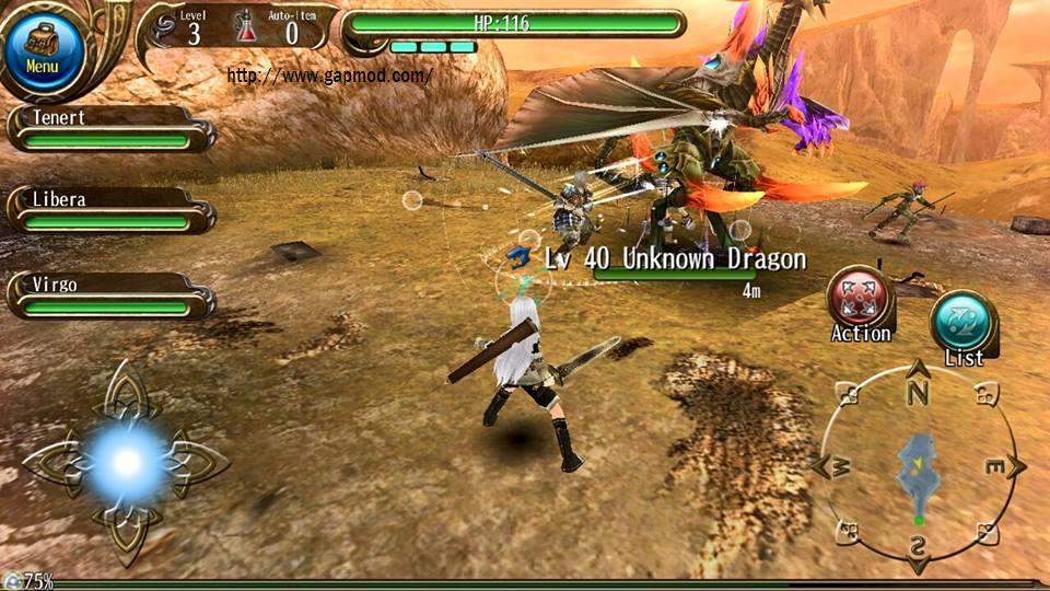 download RPG Toram Online apk free