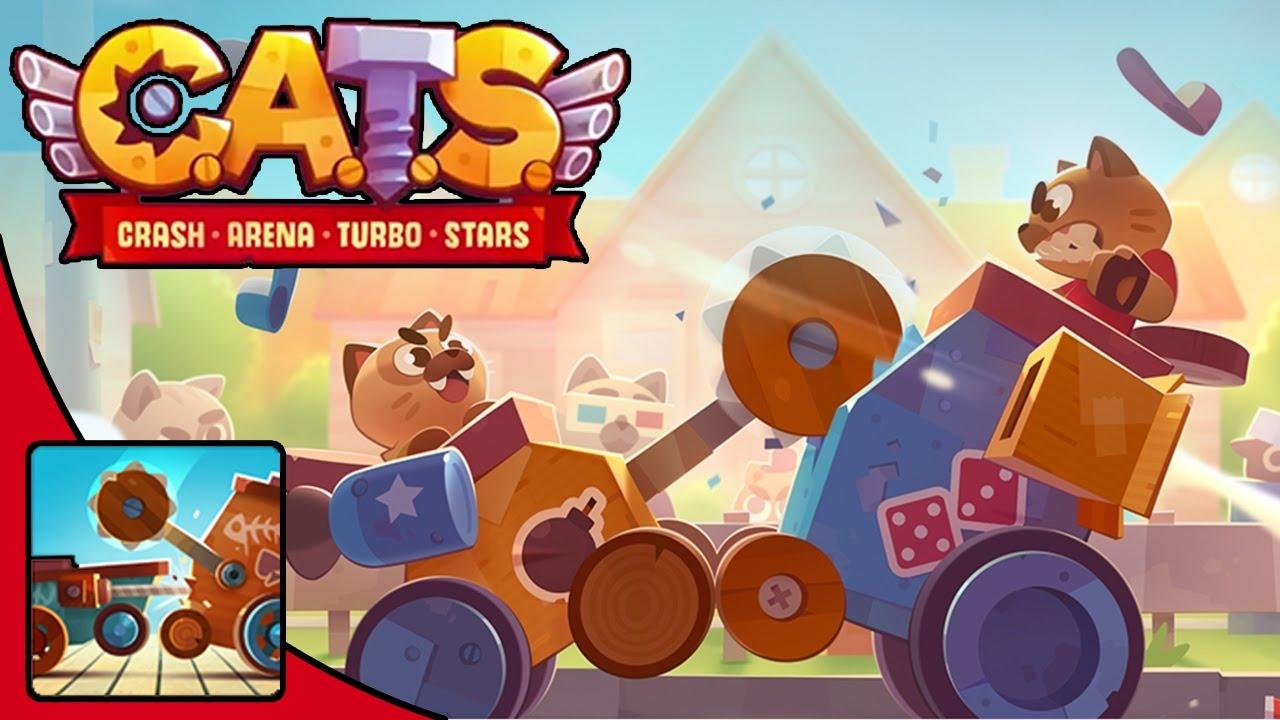 CATS: Crash Arena Turbo Stars for PC - Windows/MAC Download